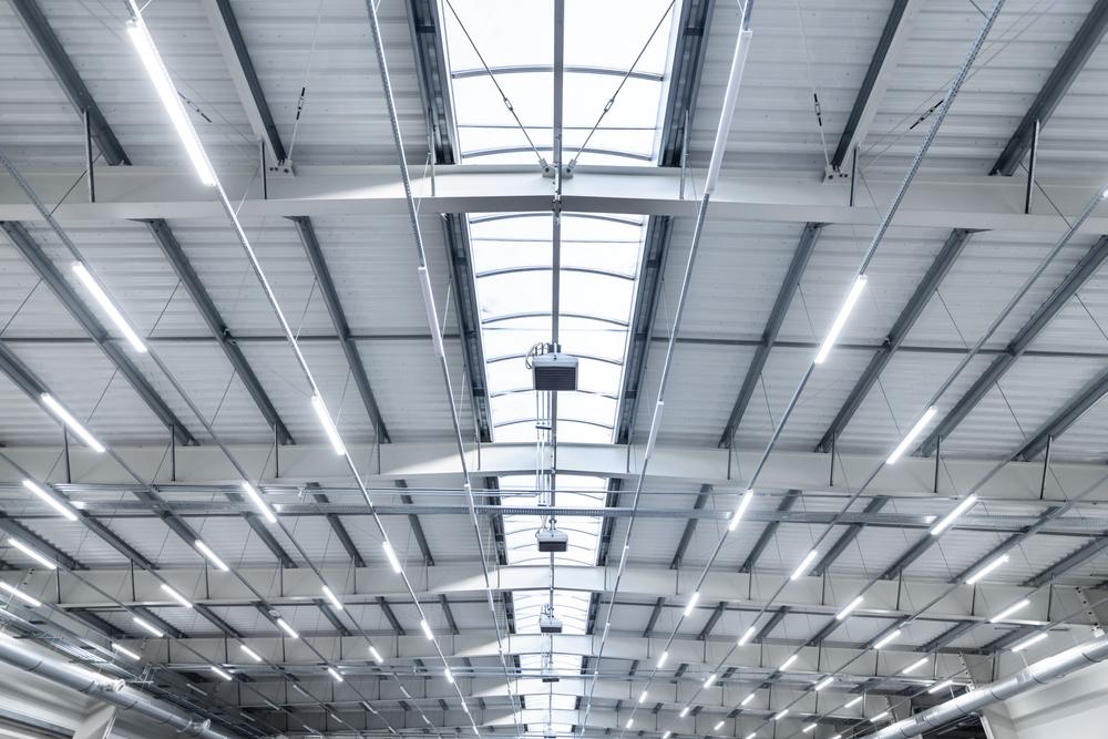 led verlichting voor magazijn